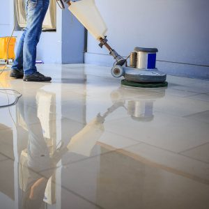 floor polishing services in dubai